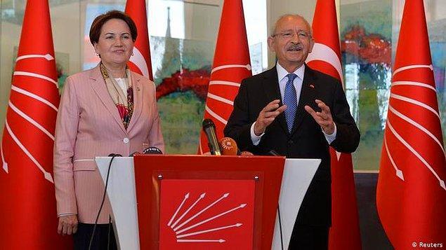Kılıçdaroğlu cumhurbaşkanı, Akşener başbakan