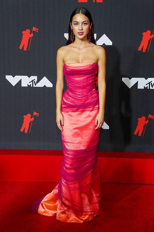 9. Olivia Rodrigo