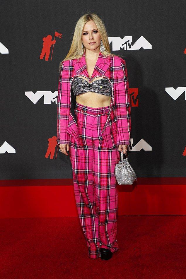 13. Avril Lavigne