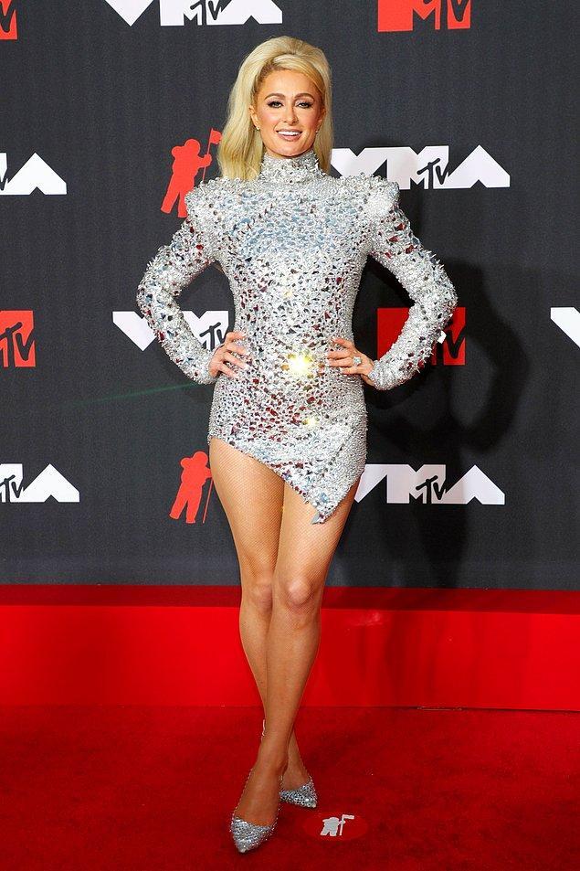 14. Paris Hilton