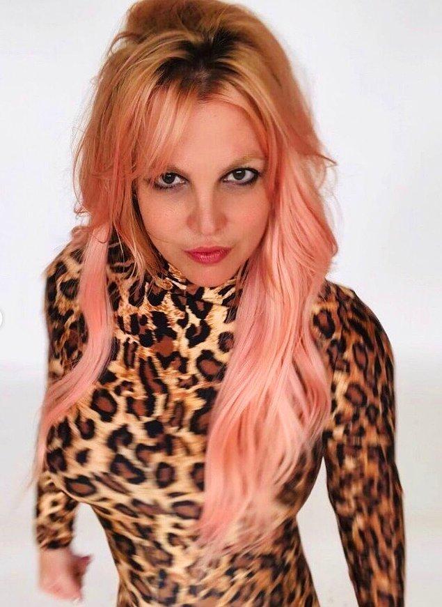 2000'li yılların popüler isimlerinden olan Britney Spears'ın sansasyonel sürecine tüm dünya şahit olmuştu.