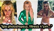Depresyon Süreciyle Hafızalara Kazınan Britney Spears'ın Yaptığı Çıplak Paylaşımlar Yine Ortalığı Yaktı