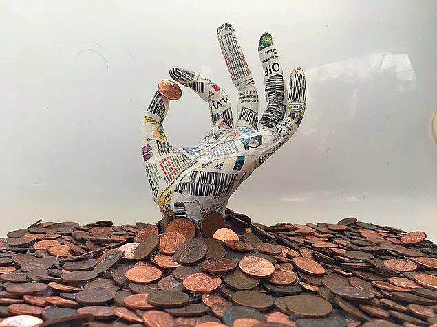 4. ''Para var huzur yok.''