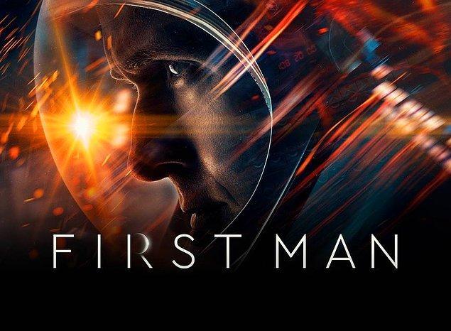 11. First Man (Ay'da İlk İnsan) IMDb 7.3
