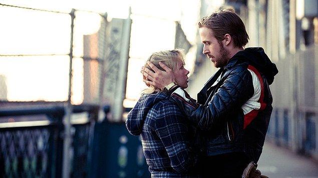 9. Blue Valentine (Aşk ve Küller) IMDb 7.3
