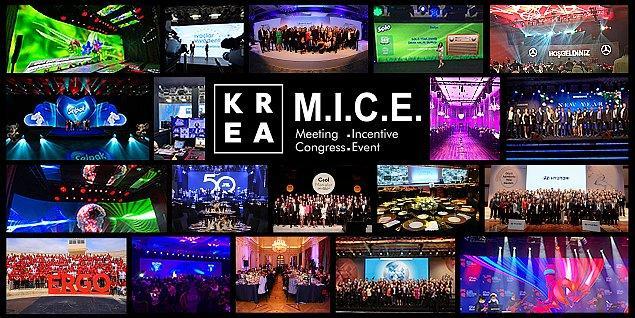 Zirve'nin Organizyonunu ise Etkinlik Sektörünün Lider Şirketi KREA M.I.C.E. üstleniyor.