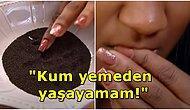 Kum Yeme Bağımlısı! Kum Yoksa Törpü Kemiren Kadının Dişleri Gıcırdatan Hikâyesi