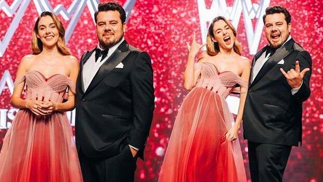 Geçtiğimiz günlerde Berfu Yenenler'in eşi Eser Yenenler ile sunuculuğunu yaptıkları Miss Turkey finalindeki sözleri epey gündem olmuştu, biliyorsunuz.