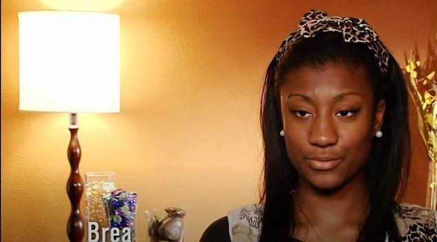 ABD'nin Kansas City şehrinde yaşayan 19 yaşındaki Brea'nın acayip bir bağımlılığı var.