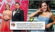Berfu Yenenler, Miss Turkey'de Giydiği Kıyafeti Sansürleyen Yeni Akit Gazetesine Kapak Gibi Bir Cevap Verdi