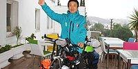12 Yıl Boyunca Başına Bir Şey Gelmeden Dünyayı Dolaştı: Japon Turist Elazığ'da Bıçaklandı