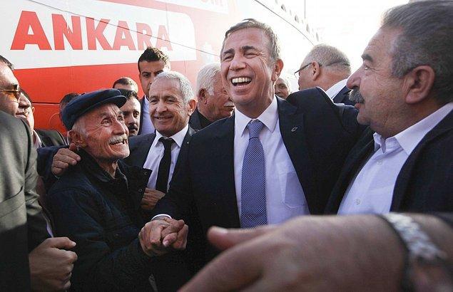 'Ankara halkı Yavaş'a inanıyor'