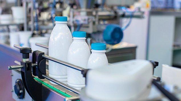1. Laboratuvarda üretilmiş süt ürünleri