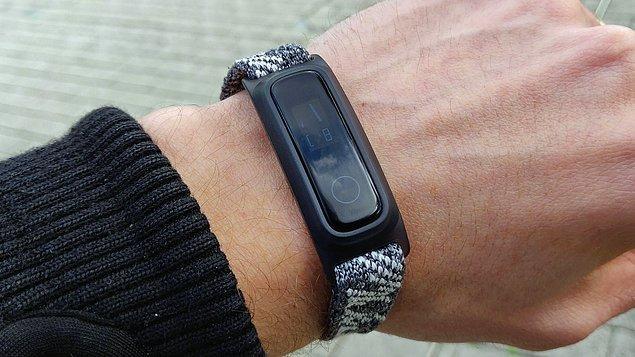 8. Terle çalışan akıllı saat