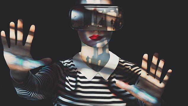 11. Dokunsal sanal gerçeklik