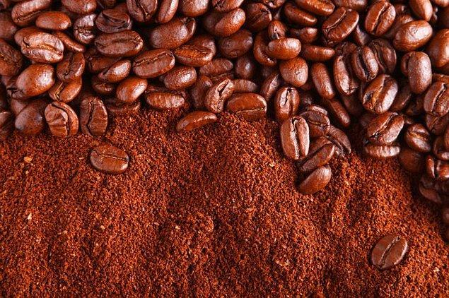 14. Kahve enerjisi