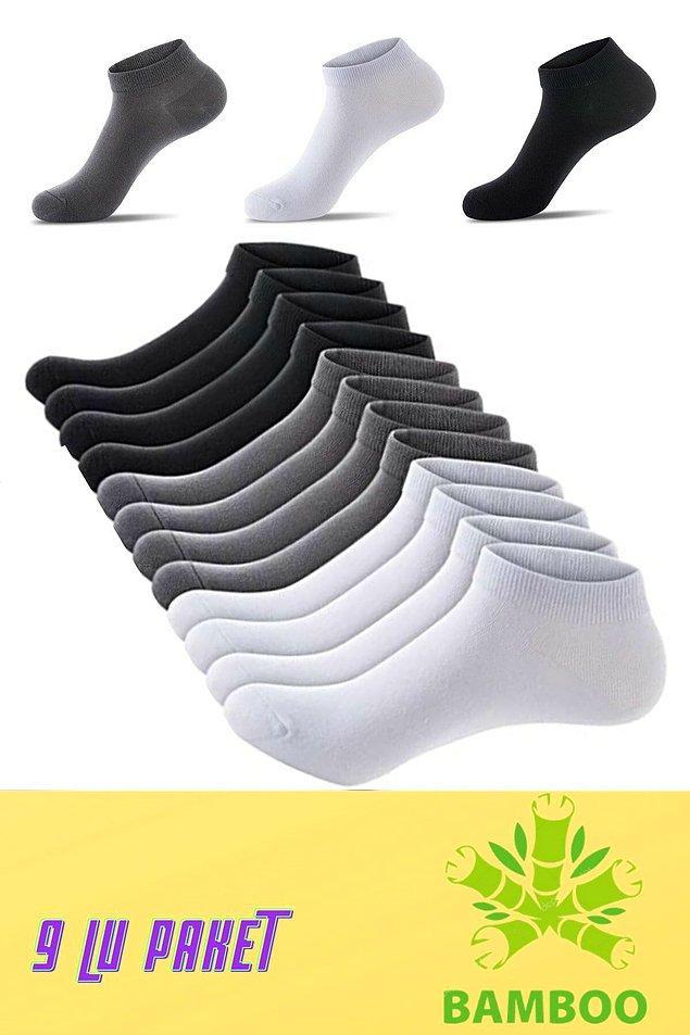2. Çoraplarınızı sakladığınız yerden çıkardınız mı?