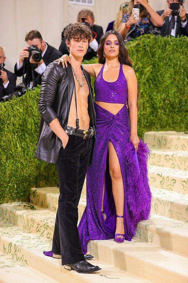9. Shawn Mendes & Camila Cabello