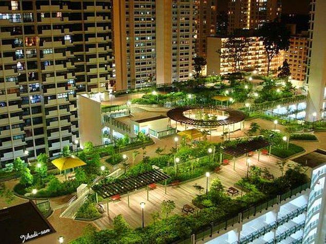 Singapur 24. sırada...