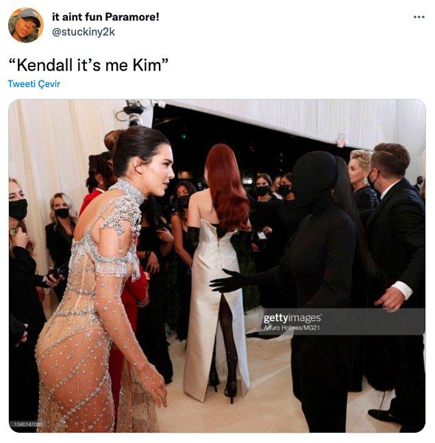 "Bonus: ""Kendall, benim Kim"""