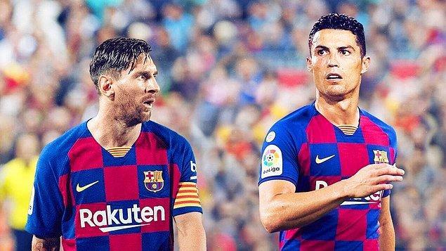 Juventus Ronaldo'yu Barcelona'ya bile önermişti!