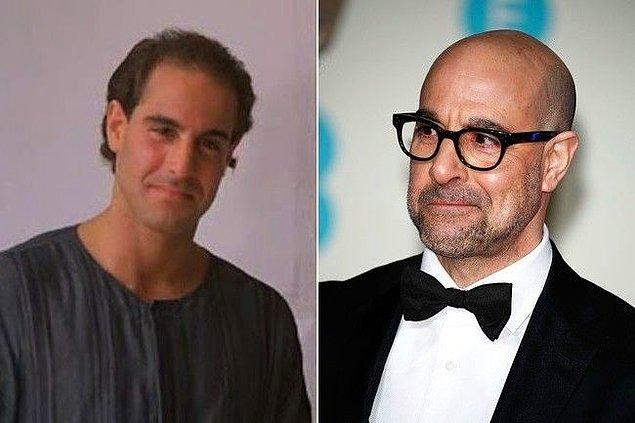 12. Stanley Tucci