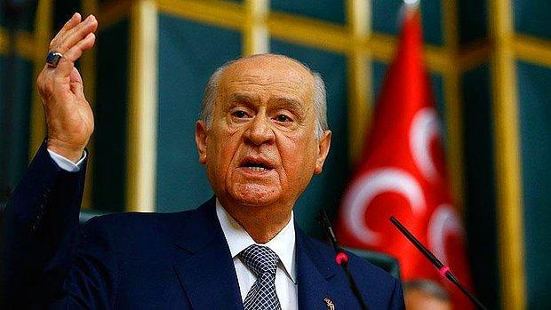 Bahçeli: 'Türkiye, Laiktir ve Hukuk Devletidir, Millet Müslümandır'