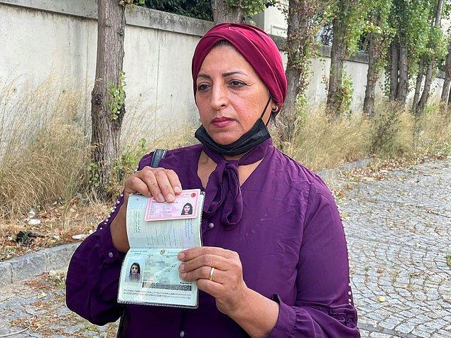 'Kendi kaçmış olsa pasaportunu, kimliğini yanına alırdı'