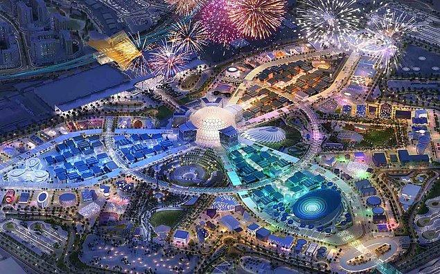 Dubai 26. sırada...