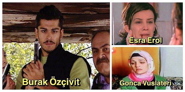 Esra Erol'dan Burak Özçivit'e: Yolu Bir Şekilde Kanal 7 ve STV'nin Garip Dizilerinden Geçen Ünlü İsimler