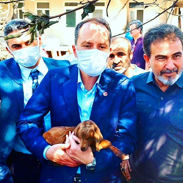 """Yeni Refah Partisi Genel Başkanı Fatih Erbakan koronavirüs aşısıyla ilgili """"mRNA demek insanın hücre çekirdeğine girmek demektir..."""