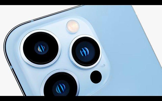 Bir de iPhone 13 Pro'ya bakalım isterseniz...