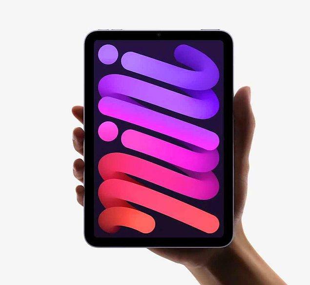 Yeni nesil iPad mini model de oldukça farklı ve birçok yeni özelliğe sahip.