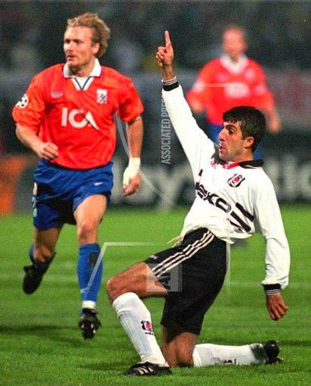 12. 22 Ekim 1997 / Beşiktaş 1:0 IFK Göteborg