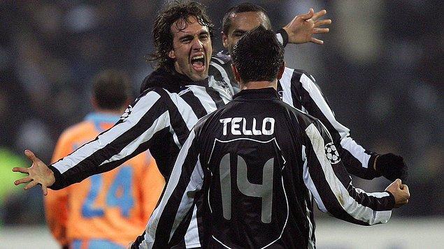 7. 28 Kasım 2007 / Beşiktaş 2:1 Olympique de Marseille