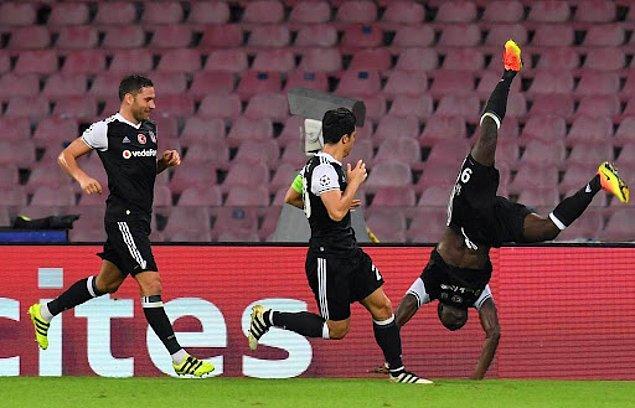 5. 19 Ekim 2016 / Napoli 2:3 Beşiktaş