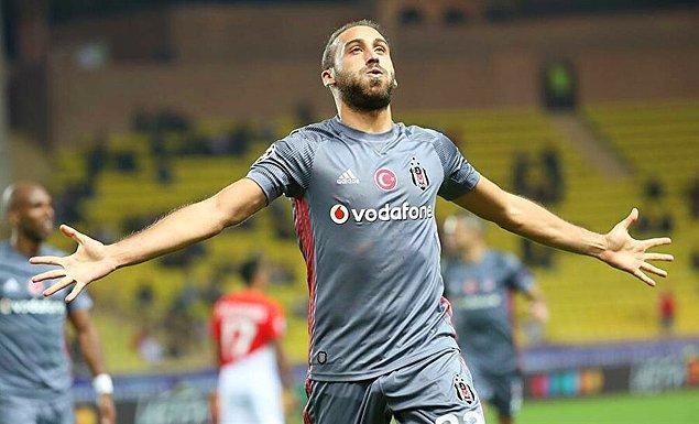 2. 17 Ekim 2017 / Monaco 1:2 Beşiktaş