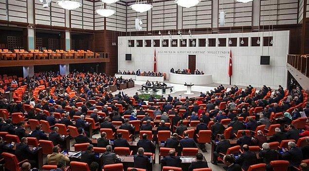 Meclis'in Ekim gündeminde yok