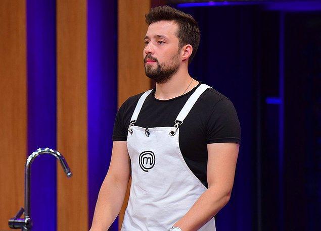 Yarışmaya katıldığı sırada Nevşehir Belediyespor'un mutfak şefliğini yapıyormuş.