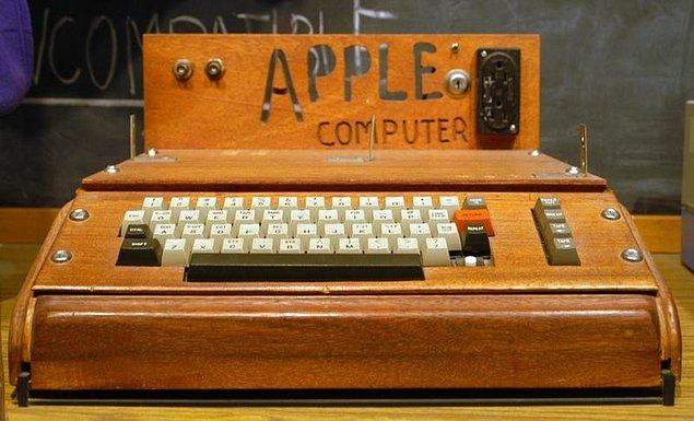 4. Apple – Apple I Computer (1976)