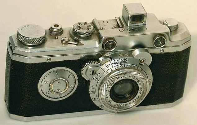 7. Canon - Kwanon (1934)