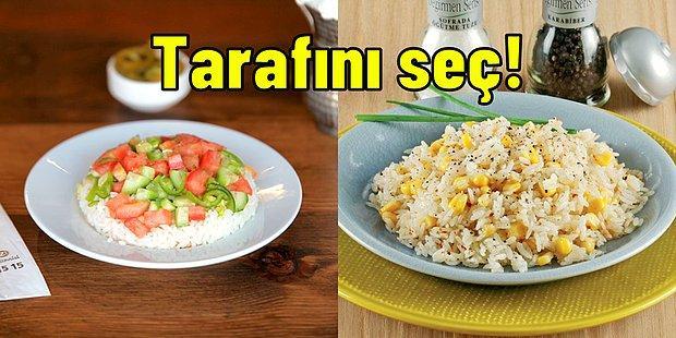 Pirinç Pilavı Tercihin Ne Kadar Popüler?