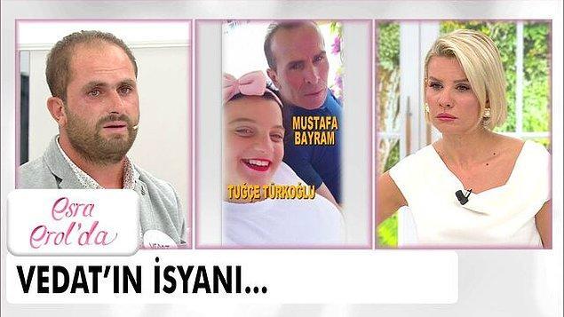 Programa ilk olarak telefonla katılan Tuğçe Türkoğlu, senelerce şiddet gördüğünü söyleyerek daha önce hayallerinden vazgeçtiğini ve artık bunu yapmayacağını belirtti.