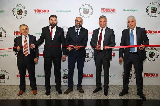 Coffex İstanbul 2021, düzenlediği etkinliklerle de ziyaretçi ve katılımcılarının ilgi odağı oldu…