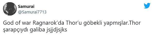1. Ama bu Thor yine de oyuncuların diline düşmekten kurtulamadı!