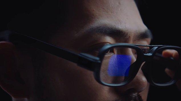 Akıllı gözlükler herhangi bir telefon bağlantısına ihtiyaç duymayan Android işletim sistemine sahip. Xiaomi, gelecekte akıllı telefonların yerini akıllı gözlüklerin alacağını bile söylüyor!