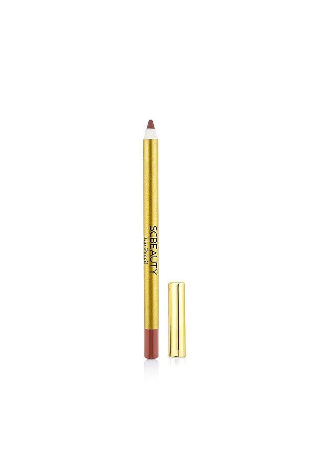 3. Selin Beauty dudak kalemleri arasında en beğenilen tonu 'vanilla'.