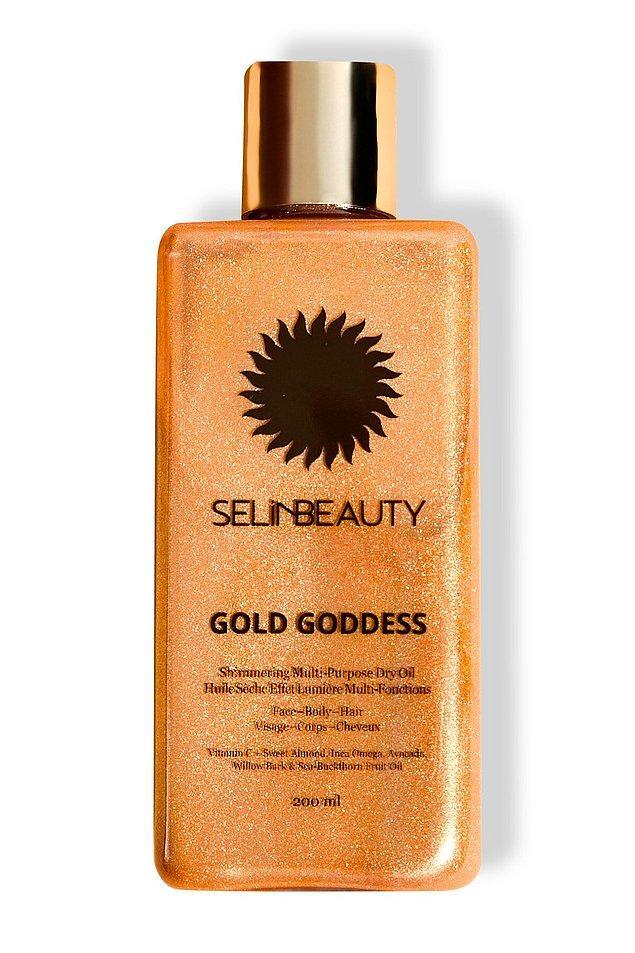 13. Selin Beauty trendleri takip eden bir marka... Çok amaçlı kuru yağı uygun fiyatıyla piyasaya sürmesi çok akıllıca...