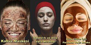 Kış Aylarınız Kabusa Dönmesin: Cilt Kuruluğuna Son Veren Ev Yapımı Nemlendirici Maskeler