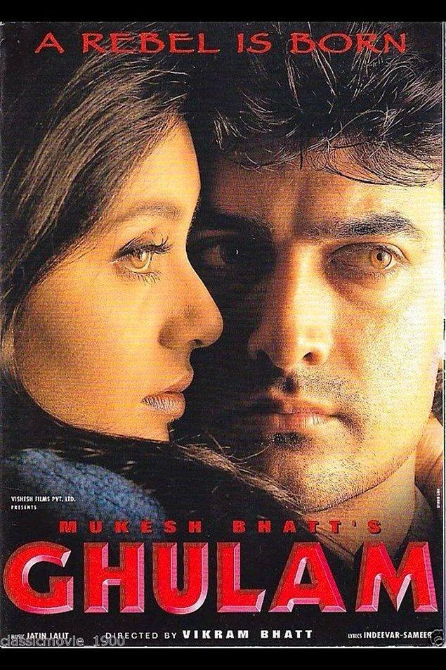 15. Ghulam - IMDb: 7.3